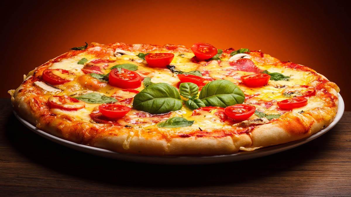 Пицца в Щербинке