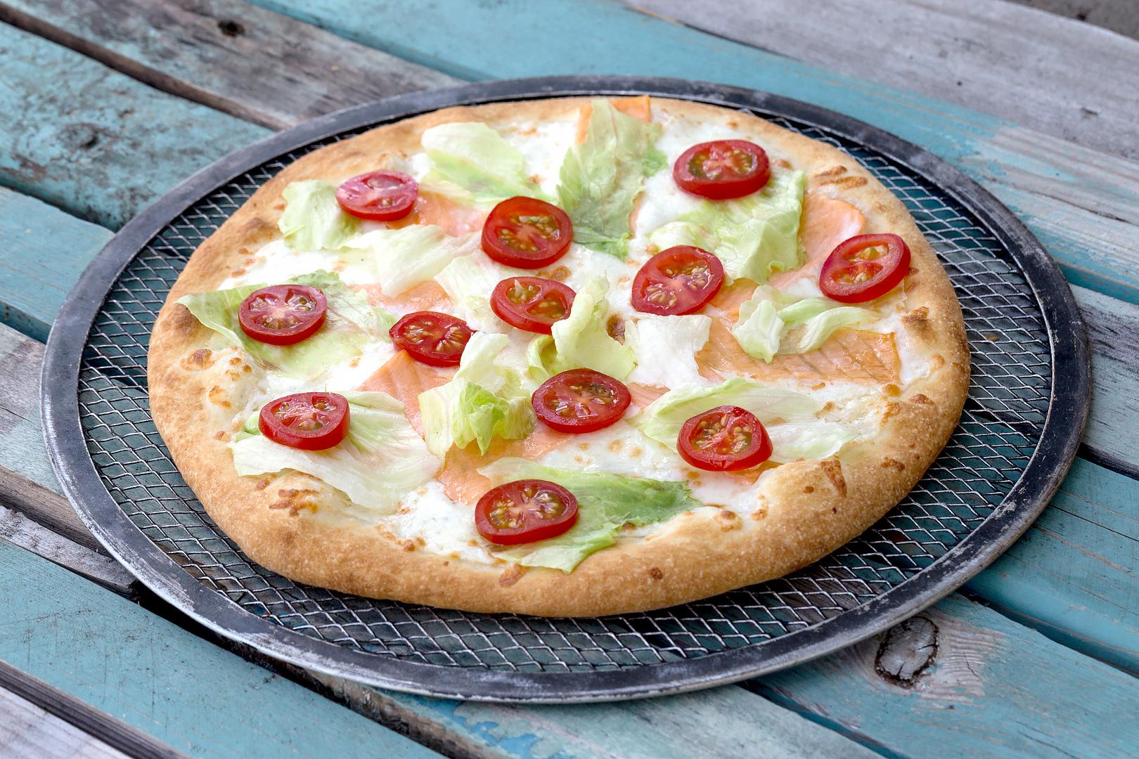 Пицца семушка